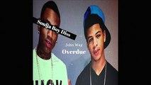 "Soulja Boy's Blood Brother John Way ""Overdue"" (Soulja Boy Diss) (WSHH Exclusive"