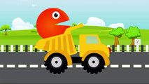 Learn Colors Pacman for Toddlers Kids - Learn Colour PEN - Fun Learning Colours Videos for