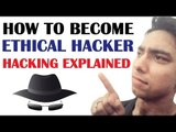 WHAT IS HACKING _ ETHICAL HACKING EXPLAINED _ TYPES OF HACKERS