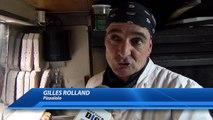Hautes-Alpes: à Rochebrune, un camion de pizza sert de lieux de partage