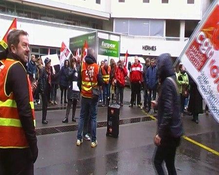 Manifestation du 7 mars 2017