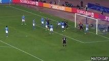 But Sergio Ramos Napoli vs Real Madrid 1-1 - Sergio Ramos Header Goal -  07-03-2017 HD