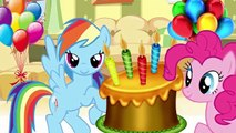 My little Pony Song | Happy Birthday Song | Nursery Rhymes for Kids