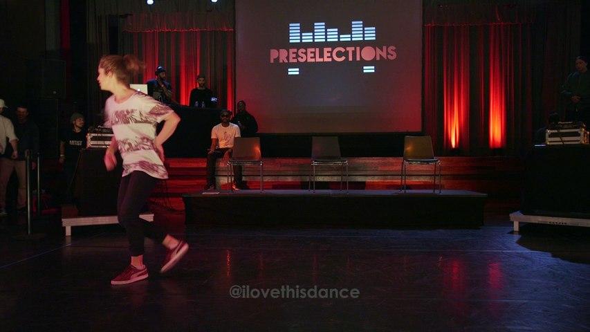 Battle Beatdance Contest 2017 GENEVA - Dancers Preselection - Group 2