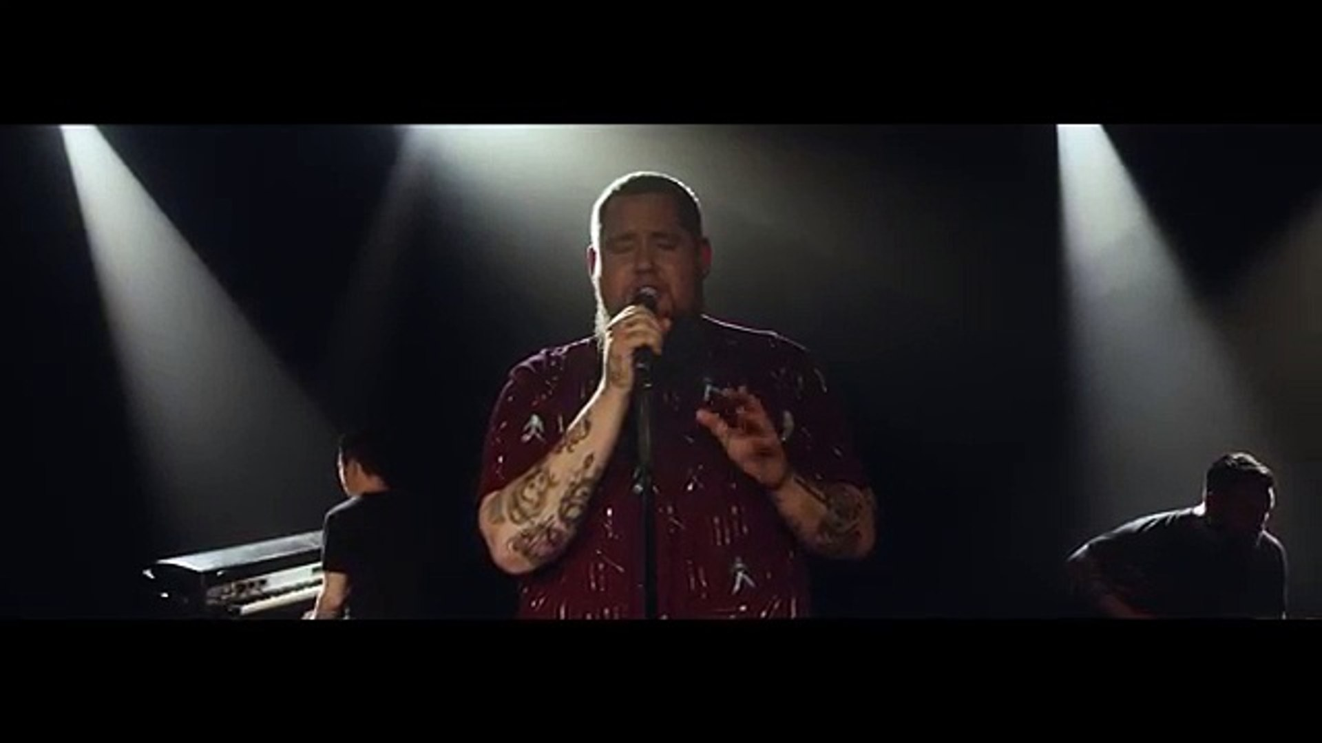 Rag'N'Bone Man - As You Are (Live) - Stripped (Vevo UK LIFT)