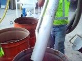 IVAC PV500 Industrial Vacuum Sand Gravel Sludge Sump Slurry Vac