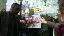 Action contre la publicité sexiste Yves Saint Laurent