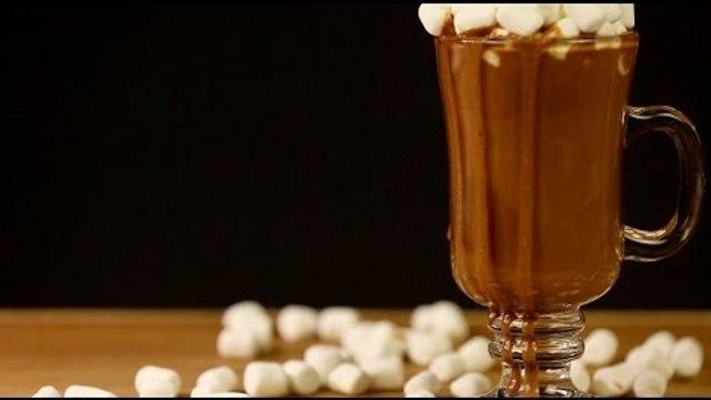 Boozy Hot Chocolate Cocktail Recipe - Liquor.com