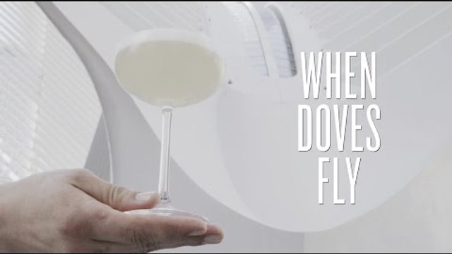 Curbside Cocktails: NYC, WHEN DOVES FLY - Liquor.com