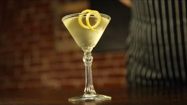 Smoky Martini Cocktail Recipe - Liquor.com