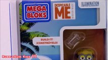 Minions Toys new Mega Bloks Beach Party! Minions Movie Unboxing Opening
