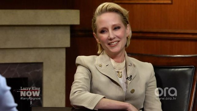 Anne Heche: Working with Johnny Depp was