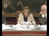 Roma - Audizioni su disposizioni urgenti in materia di sicurezza delle città (06.03.17)