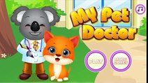 Mi Pequeño Animal Pet Hospital De Niños Jugar A Las Mascotas Doctor Juegos De Android Vídeo Del Juego