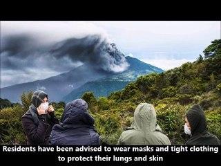 Swarm of Volcanoes Erupting Worldwide-Earth's Crust Becoming Unstable
