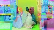 La Princesa de Disney Sorpresa de Calabaza Moana Elsa Elena Shopkins juguetes de huevos sorpresas de halloween st