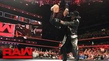 WWE Monday Night Raw Undertaker Back HD WWE RAW 3  6 17 WWE RAW 6th March 2017