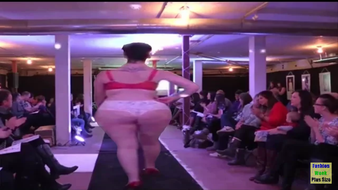 Fashion Weekend Plus Size 2017 | Plus size women Underwear | Best Moments In Slow Motion. http://bit.ly/2Xc4EMY