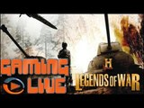 GAMING LIVE PS3 - Legends of War : Quelques idées sympathiques mais des missions répétitives
