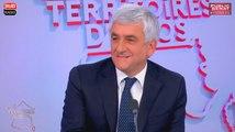 Invité : Hervé Morin - Territoires d'infos (08/03/2017)