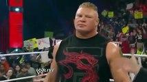 bill goldberg back - bill goldberg is back on wwe raw and attack brock lasner- WWE Videos Zone-f