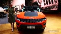 Jeep Compass : baby Grand Cherokee - Salon de Genève 2017