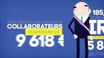 Découvrez combien touchent réellement les députés en France