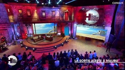 """Les frères Karabatic rejouent """"Alerte à Malibu"""" - Hanounight Show du 08/03 - CANAL+"""