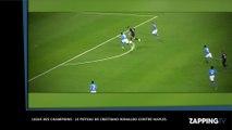 Cristiano Ronaldo : Son énorme raté lors de Naples - Real Madrid (Vidéo)