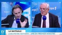 Jean-Pierre Raffarin répond aux questions de Fabien Namias
