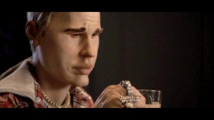 Justin Bieber y Kim Kardashian - Los Guiñoles -