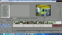 Como Editar Com Sony Vegas - Atalhos Basicos - Sony Vegas   No Nick