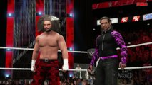 WWE 2K17 The Broken Hardys Vs The Club WWE Raw Tag Team Championship Match