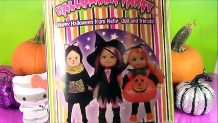 Trick or Treat Pumpkin SURPRISE! Barbie SHOPKINS Hello Kitty BLIND BAGS LPS! TOYS