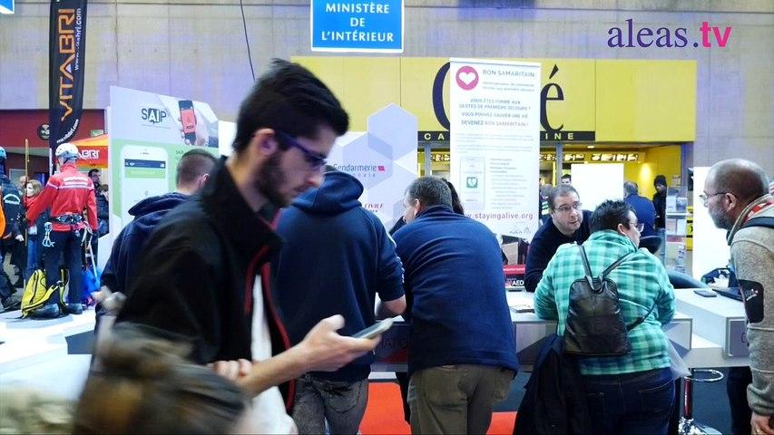 Secours Expo : notre smartphone peut sauver des vies !