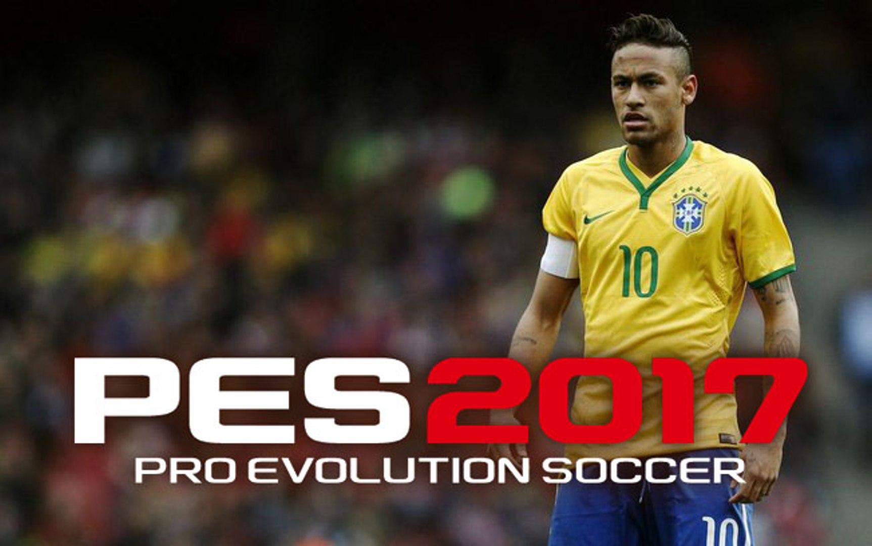 Highlights Seleção Brasileira no Pes!