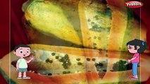 Papaya Rhyme | Fruit Rhymes for Children | Nursery Rhymes for Kids | Most Popular Rhymes HD