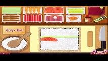 Los Juegos de la diversión Para los Niños-Bebé Hazel Juego de la Película de Sushi Grand Prix Nuevas Películas nuevas
