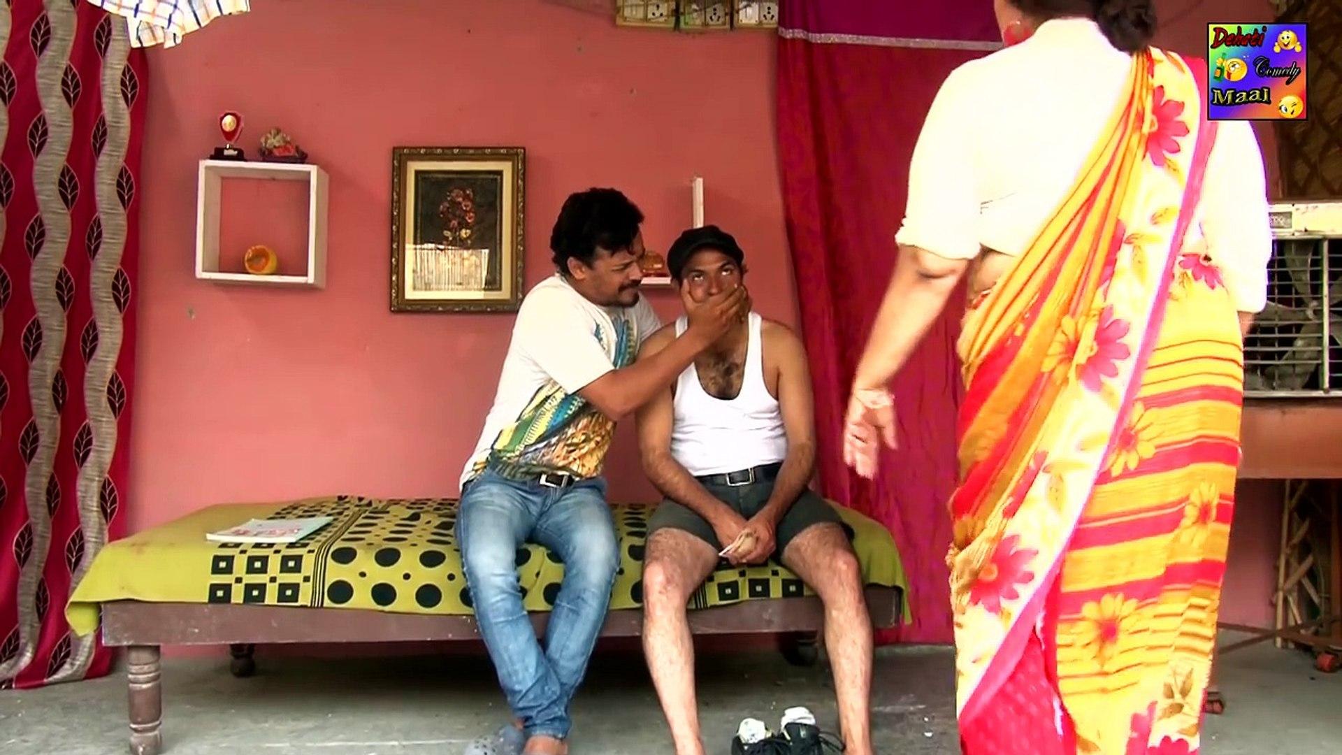 Dehati Comedy Entertainment _ Dehati PRANKS INDIA