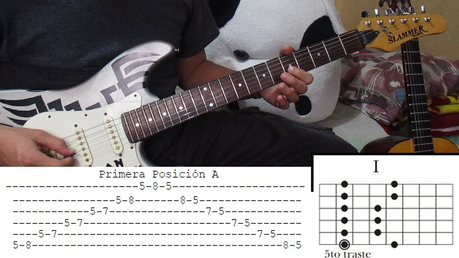 Escalas Pentatonicas Parte 1 Curso De Guitarra Para Principiantes Guitarra Eléctrica
