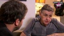 Pierre Ménès : Hervé Mathoux confirme la date de son retour dans le Canal Football Club (vidéo)