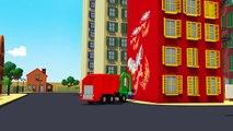 La Super Patrouille: camion de pompier et voiture de police, la Petite Voiture de Course à