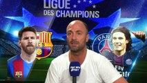 Barça-PSG : Dugarry : ''Je ne vois pas le PSG perdre contre le FC Barcelone''