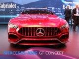 Mercedes-AMG GT Concept en direct du salon de Genève 2017