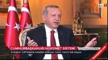Cumhurbaşkanı Erdoğan: Artık Başbakan yok, sadece Cumhurbaşkanı var