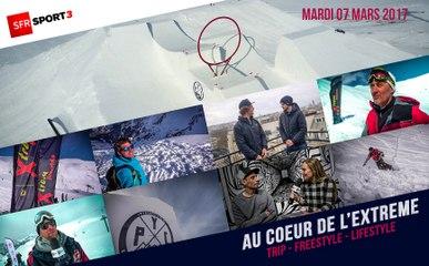 Au coeur de l'extrême - Episode 24 Pyrénées Circus de & Xtreme freeride