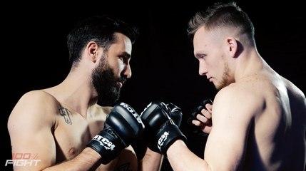 100%FIGHT 29 - TRAILER SOFIAN BOUGAMOUN vs DAMIEN PELTIER
