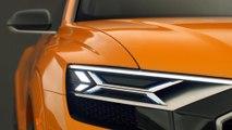 Audi Q8 sport concept (extérieur)