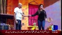Stage Dancer Nida Chaudhry injured during dance rehearsal