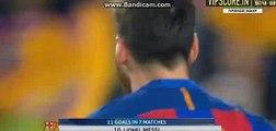 Lionel Messi Great Goal HD - FC Barcelona 3-0 Paris Saint Germain F.C. - Champions League - 08/03/2017
